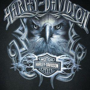 Harley-Davidson Shirts - Vintage Harley-Davidson Phoenix Arizona T-Shirt